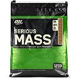 Optimum Nutrition (ON) Serious Mass Weight Gainer Powder - 12 lbs, 5.44 kg (Chocolate Peanut Butter)