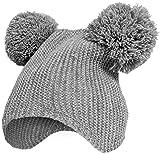 CalLife Baby Cute Beanie Hat Ear Flap Warm Winter