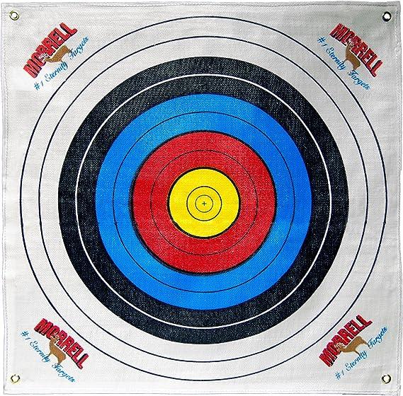 Straw archery target Ø 80 cm Stand