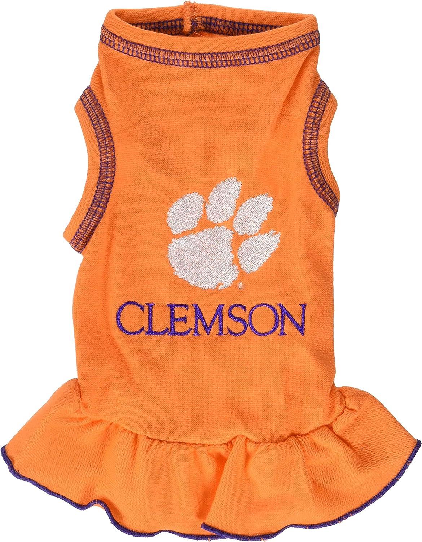 NCAA Clemson Tigers Cheerleader Dog Dress