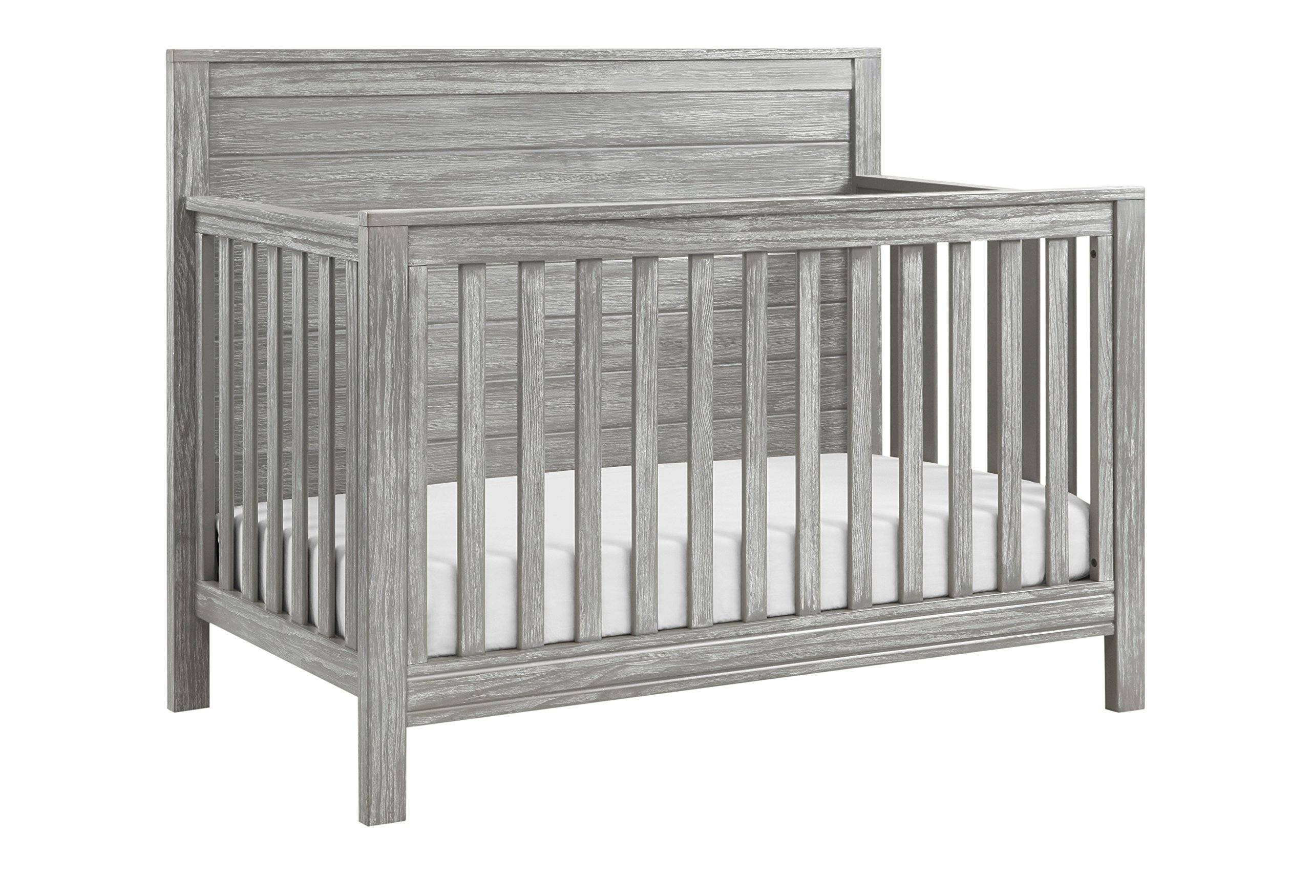 DaVinci Fairway 4 In 1 Convertible Crib, Rustic Grey