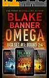 Omega Series Box Set 1: Books 2-4