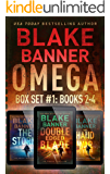 Omega Series Box Set 1: Books 2-4