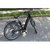 Road Runner - City Bike Series - Electric Hybrid Bicycle - 36 V Lithium Ion Battery Charger - Adult Size