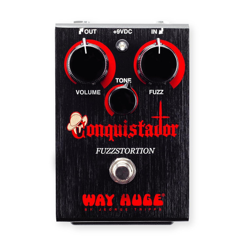 Way Huge (ウェイ ヒュージ) WHE406 Conquistador Fuzz コンキスタドール ファズ B0716PQVFV