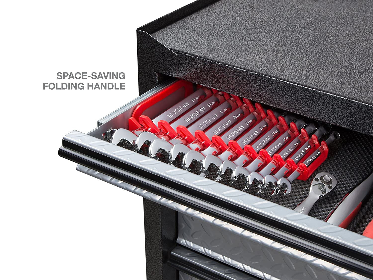 1//4-Inch Inch//Metric TEKTON Combination Wrench Set with Store and Go Keeper 30-Piece 1-Inch 8 mm 22 mm 90191