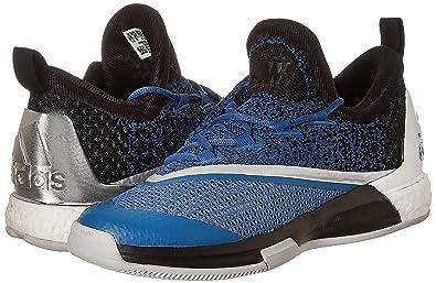4d8de65bace ... adidas Men s Crazylight Boost 2.5 Low Basketball Shoes  Amazon.co.uk   Shoes ...