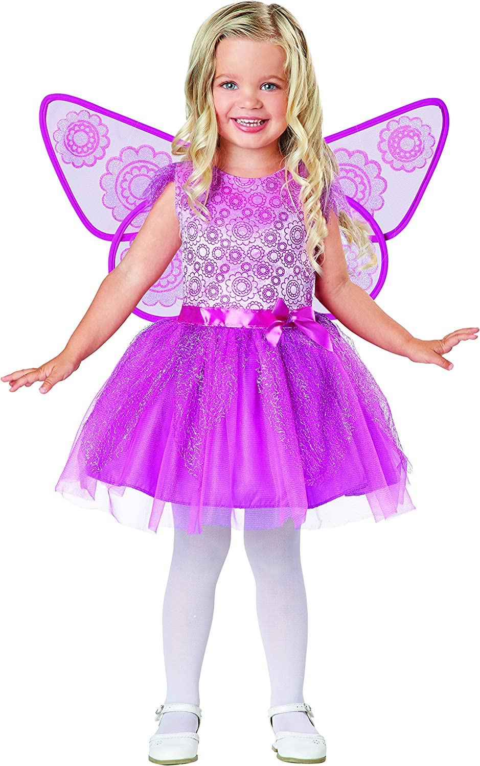 FAIRY BEAUTIFUL DRESS UP//HALLOWEEN COSTUME~BRAND NEW~SIZE WOMEN/'S SMALL 2-4