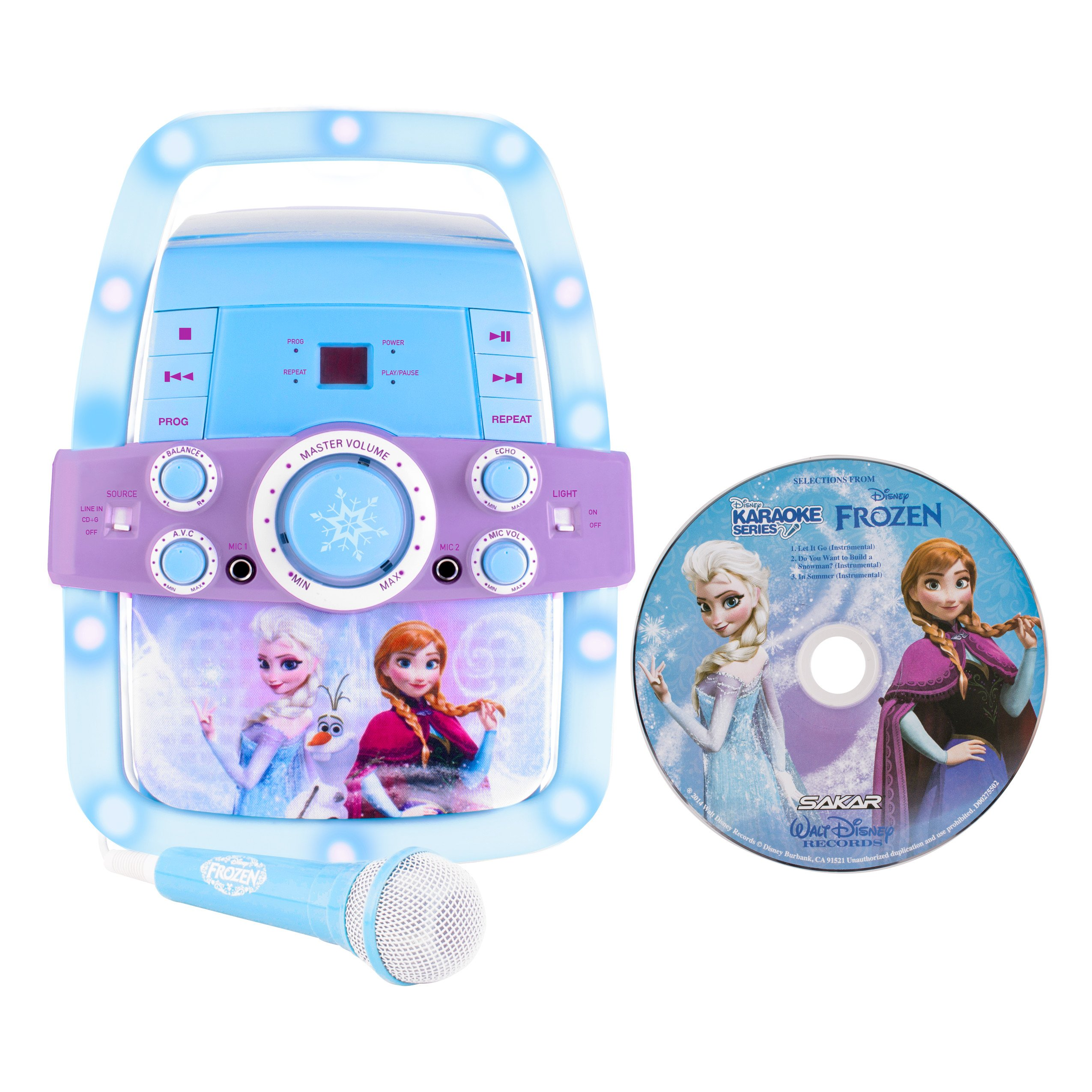 Disney Frozen Karaoke Set (Amazon Exclusive)