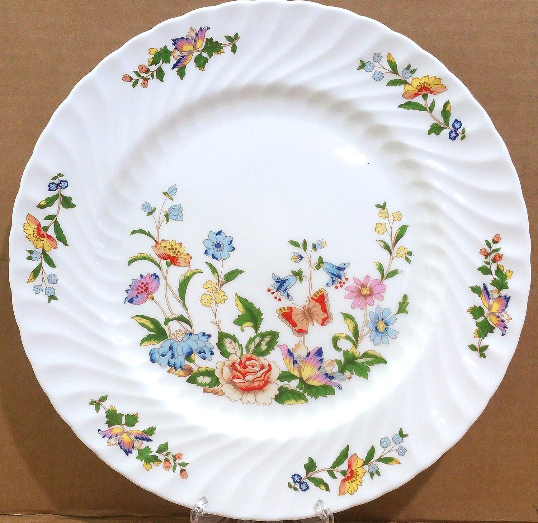 Aynsley Cottage Garden Dinner Plate