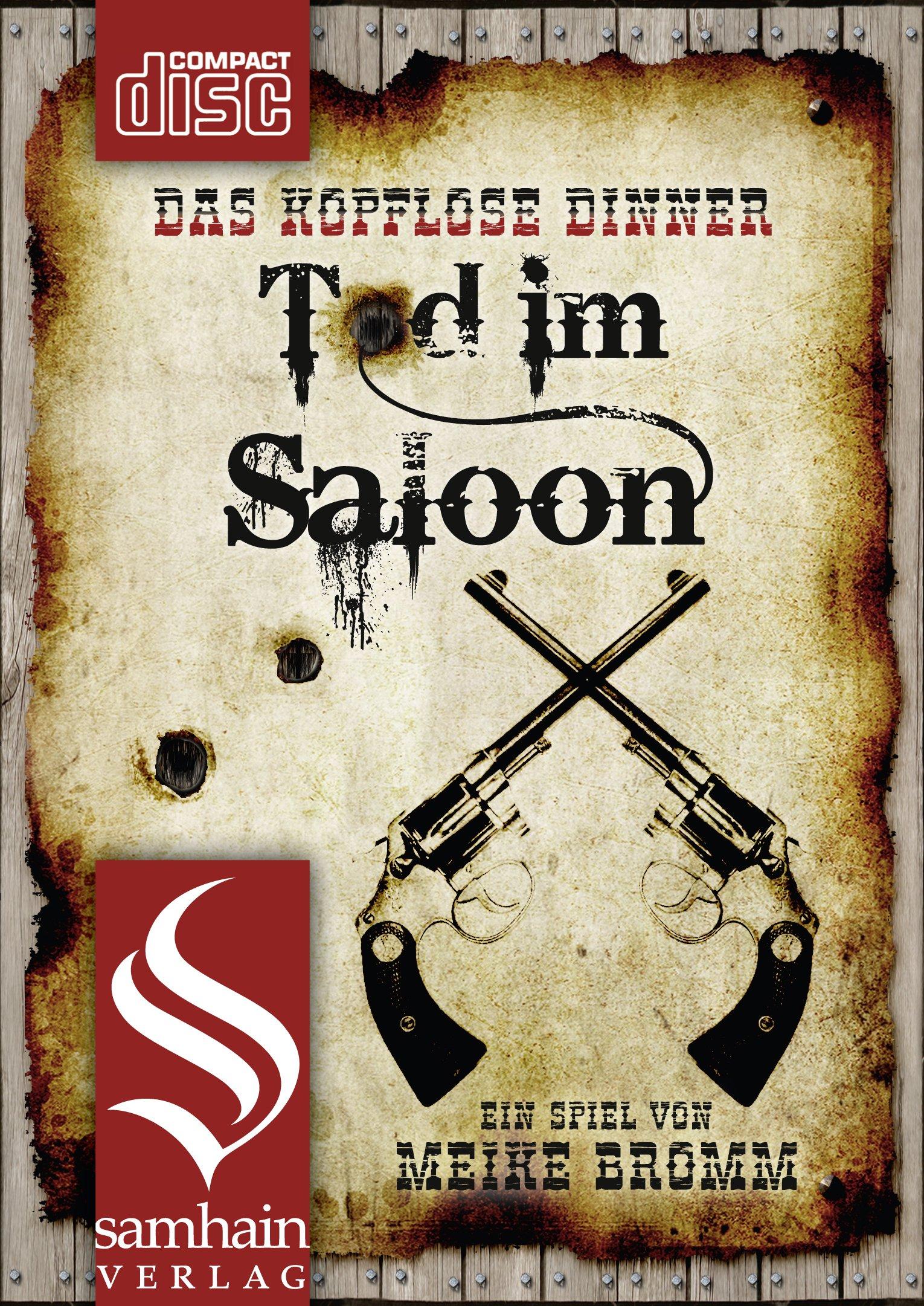 Tod im Saloon CD