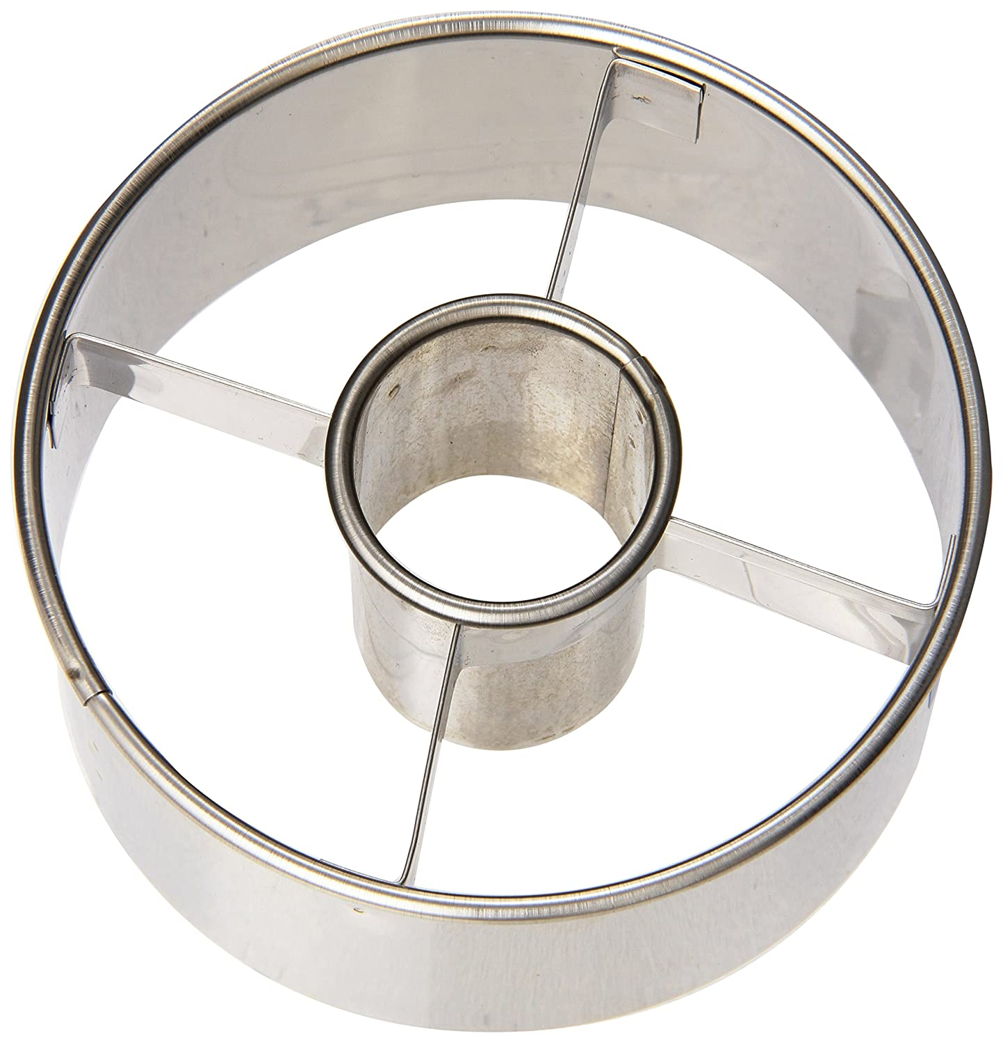 Ateco 3-1/2-Inch Stainless Steel Doughnut Cutter Harold Import Company 14423