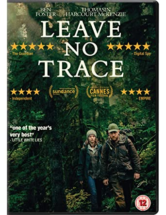 4ba7295518240 Leave No Trace  DVD   2018   Amazon.co.uk  Ben Foster