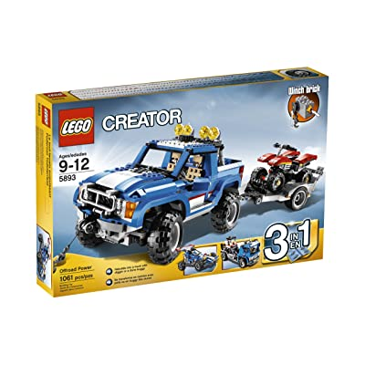 LEGO Offroad Power 5893: Toys & Games