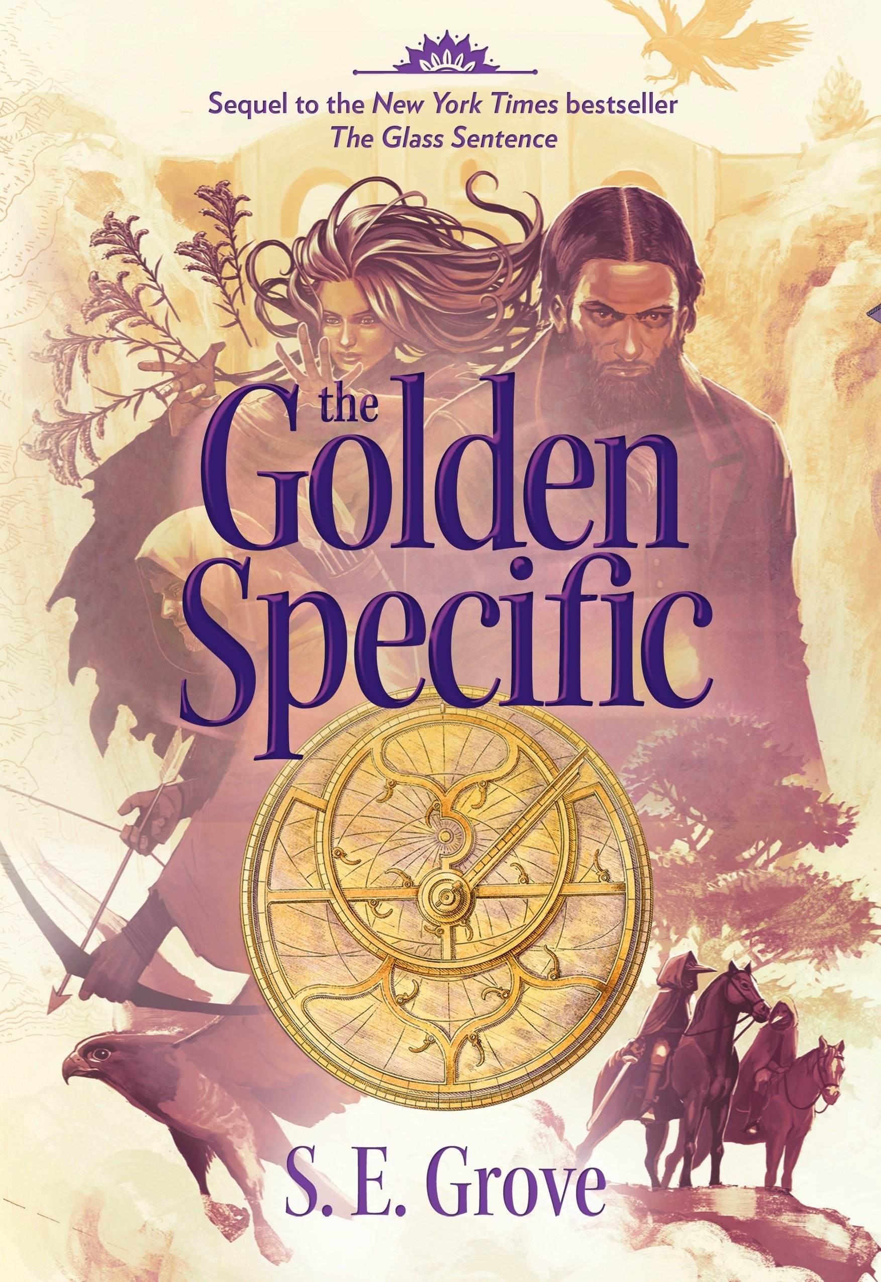 The Golden Specific (Mapmakers): Amazon.es: S. E. Grove: Libros en idiomas extranjeros