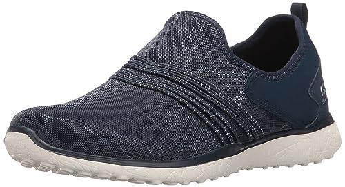 Calzado deportivo para mujer, color gris , marca SKECHERS, modelo Calzado Deportivo Para Mujer SKECHERS MICROBURST UNDER WRAPS Gris: Amazon.es: Zapatos y ...