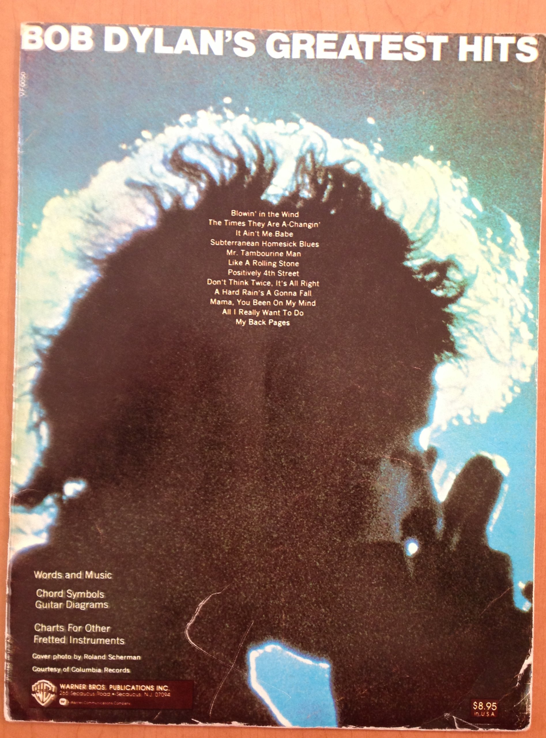 Bob dylans greatest hits songbook bob dylan amazon books hexwebz Images