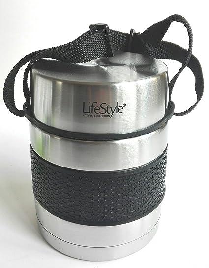 Life Style - Termo para Alimentos Sólidos - Acero Inoxidable - (1000 ml)