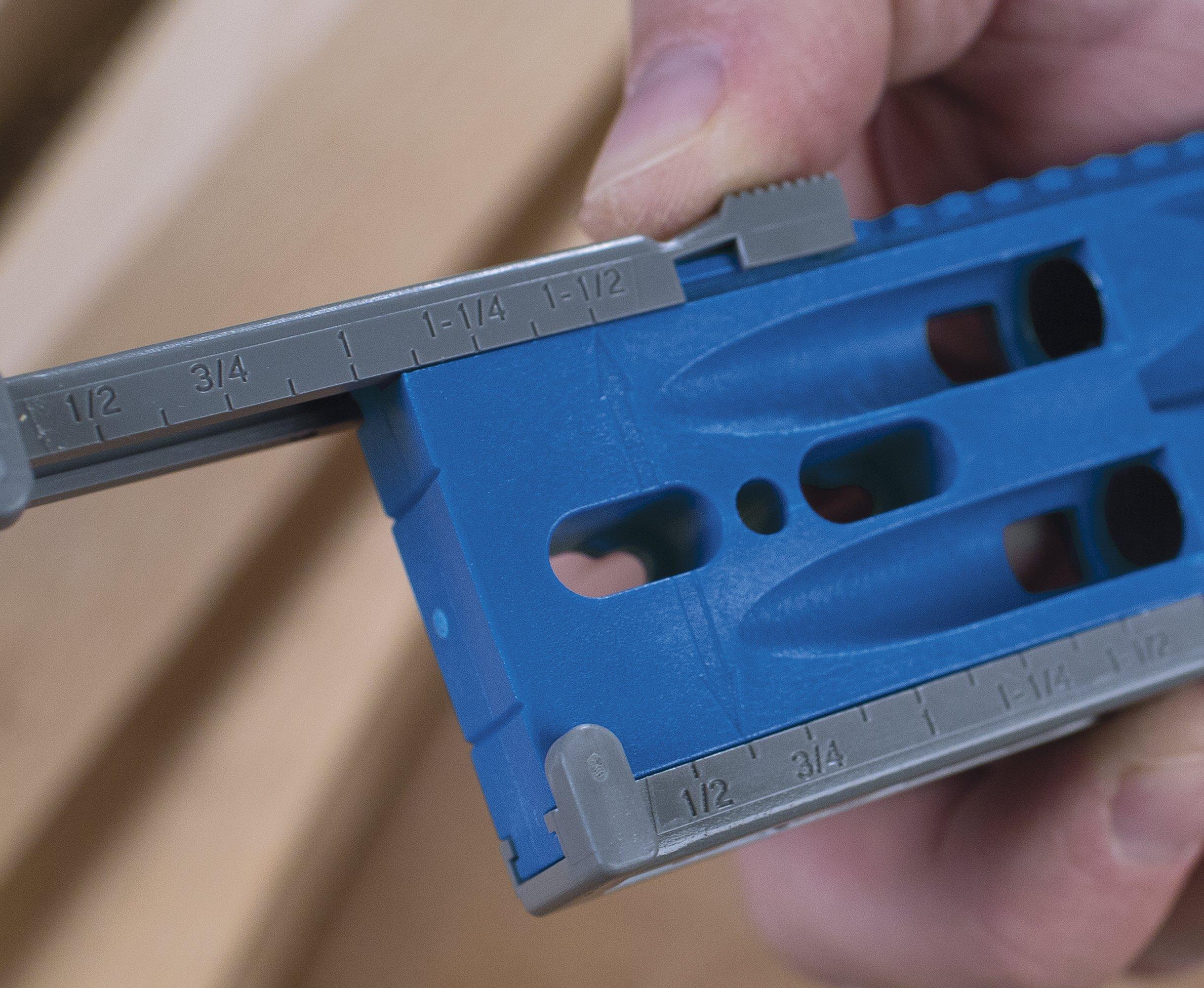 Sistema de agujeros de bolsillo Kreg Jig R3