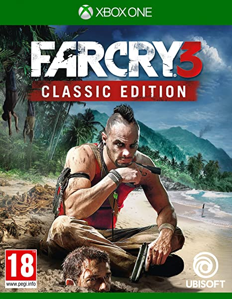 Far Cry 3 [PEGI] - Classic Edition - [Xbox One]