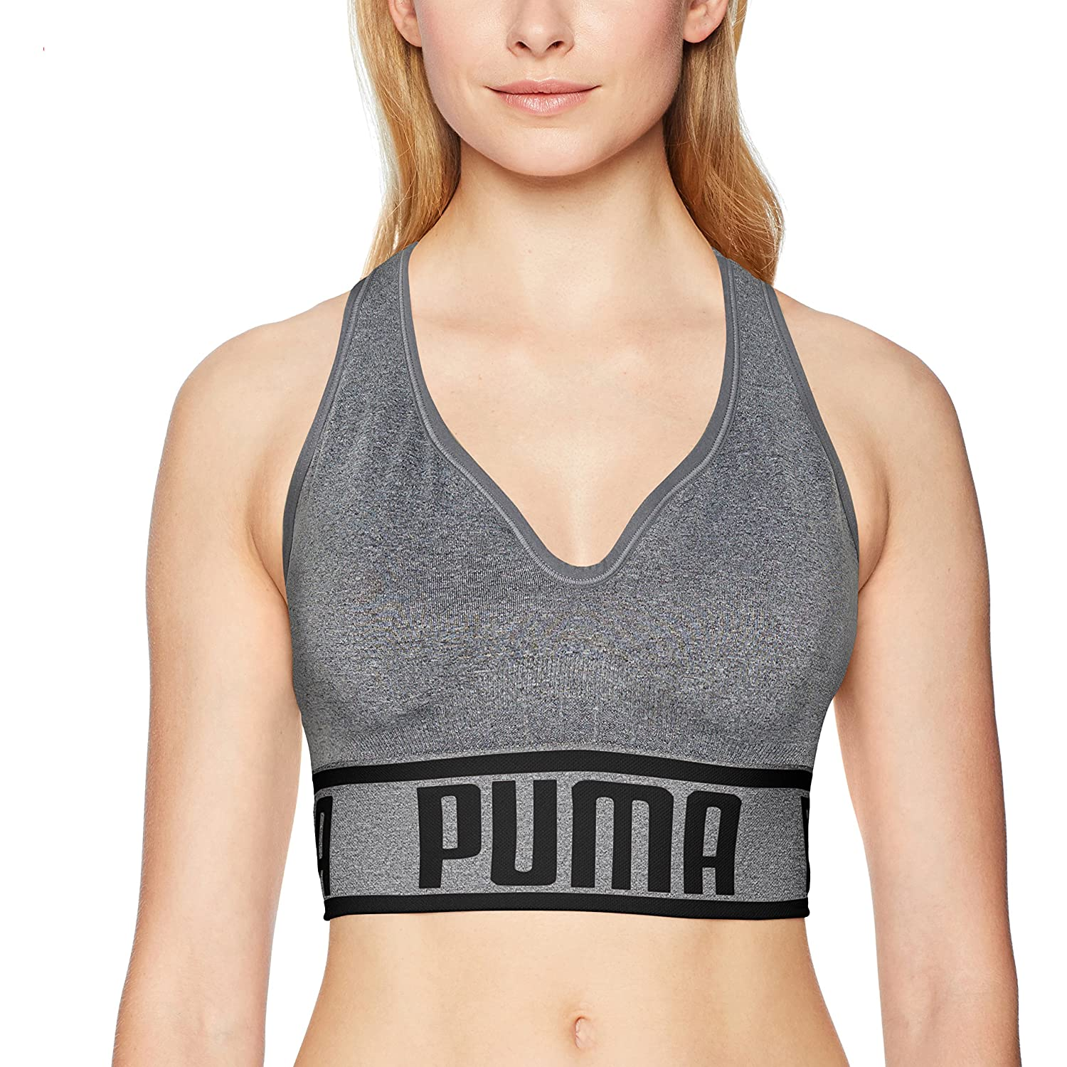 5cf412e64d6 Puma Women s Original Apex Bra  Amazon.in  Clothing   Accessories