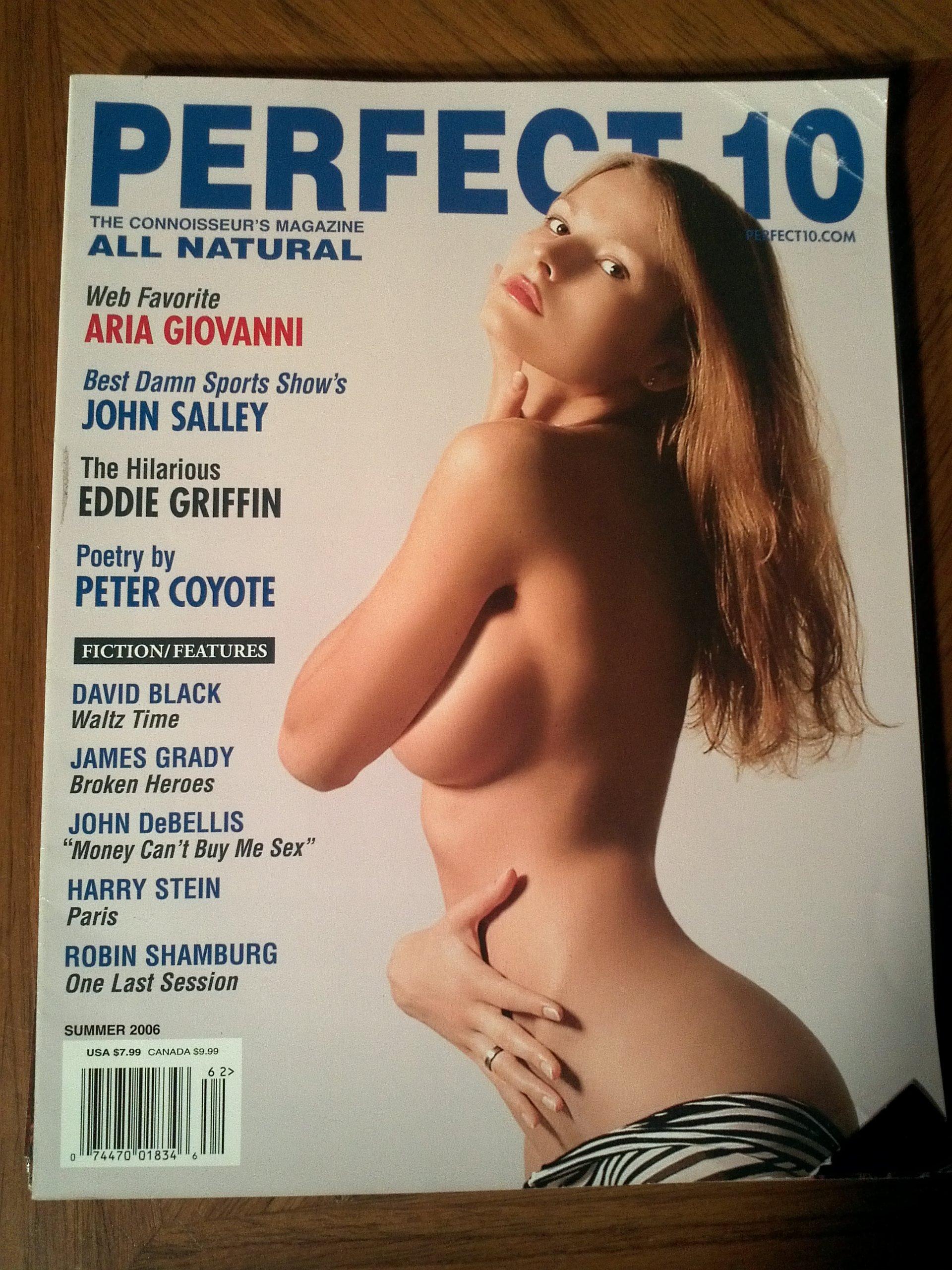 Read Online Perfect 10 Magazine Summer 2006 PDF