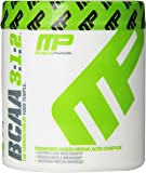 MusclePharm BCAA 3:1:2 for Muscle Development and Maintenance, Unflavored, 30 Servings