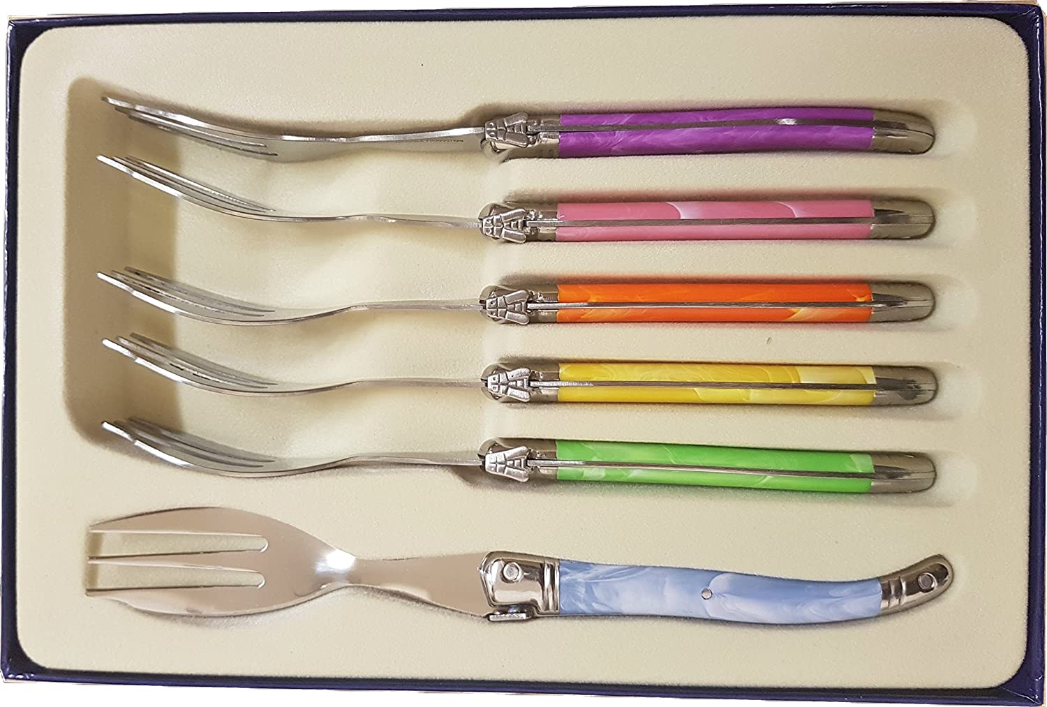 Dessert Fork Set of 6 by Laguiole