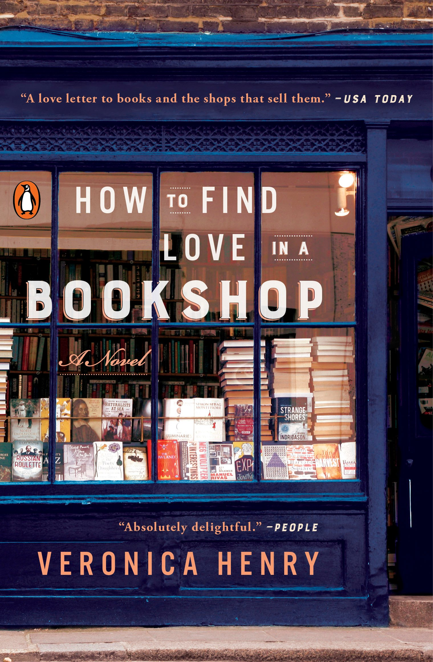 How to Find Love in a Bookshop: A Novel