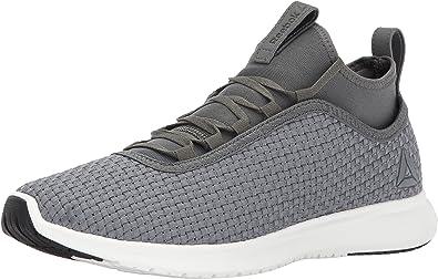 Reebok Men's Plus Runner Woven Sneaker