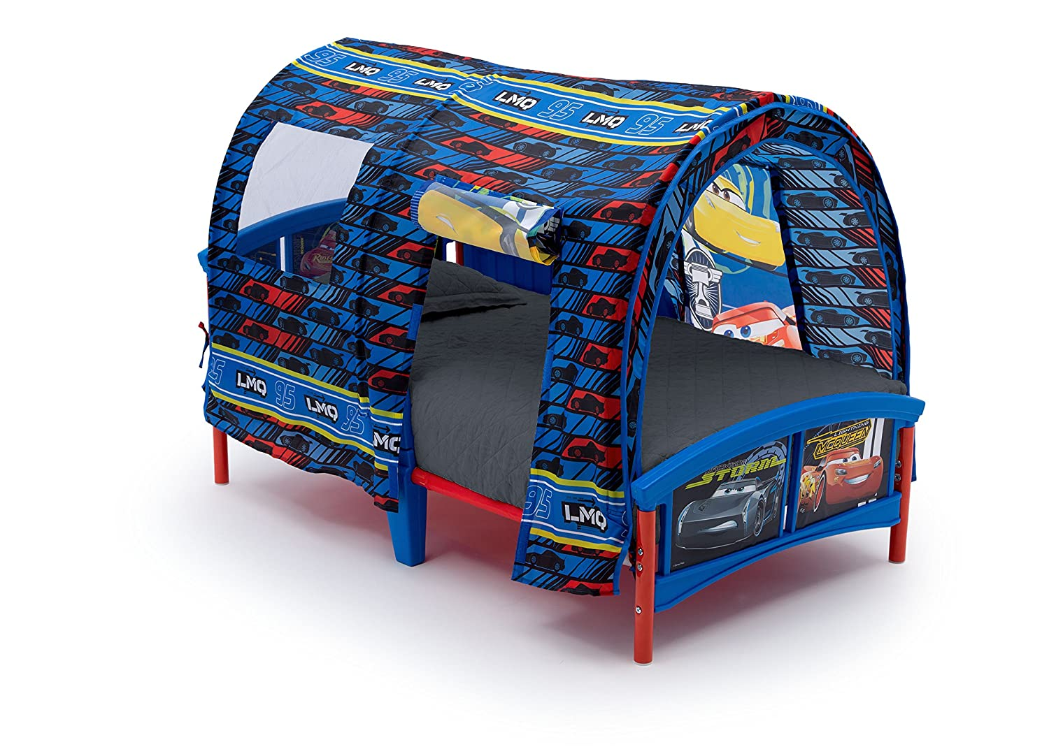 Delta Children Toddler Tent Bed, Disney Mickey Mouse BB86950MM