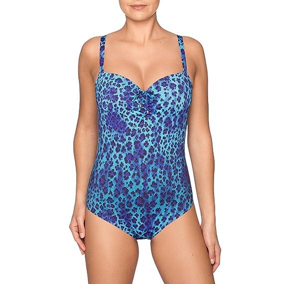 cfb810b5597 Primadonna Prima Donna Swim - Samba Padded Swimsuit: Amazon.co.uk: Clothing