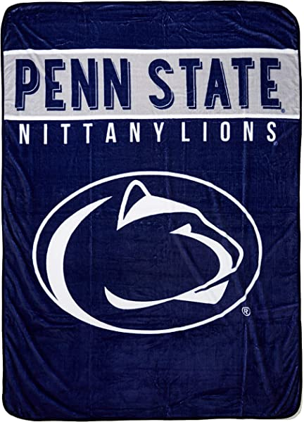 Logo Chair Penn State Nittany Lions Sweatshirt Blanket