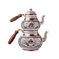 Handmade Copper Tea Pot