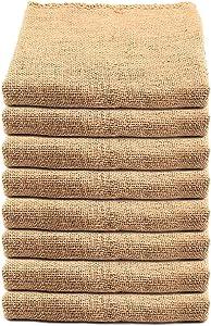 KEILEOHO 8 Pack 36 X 24 Inch Burlap Bags, Large Food Grade Burlap Sacks for Gardening, Planting Growing Bags, Potato Sack Race Bags for School Racing Game, Christmas Party Game…