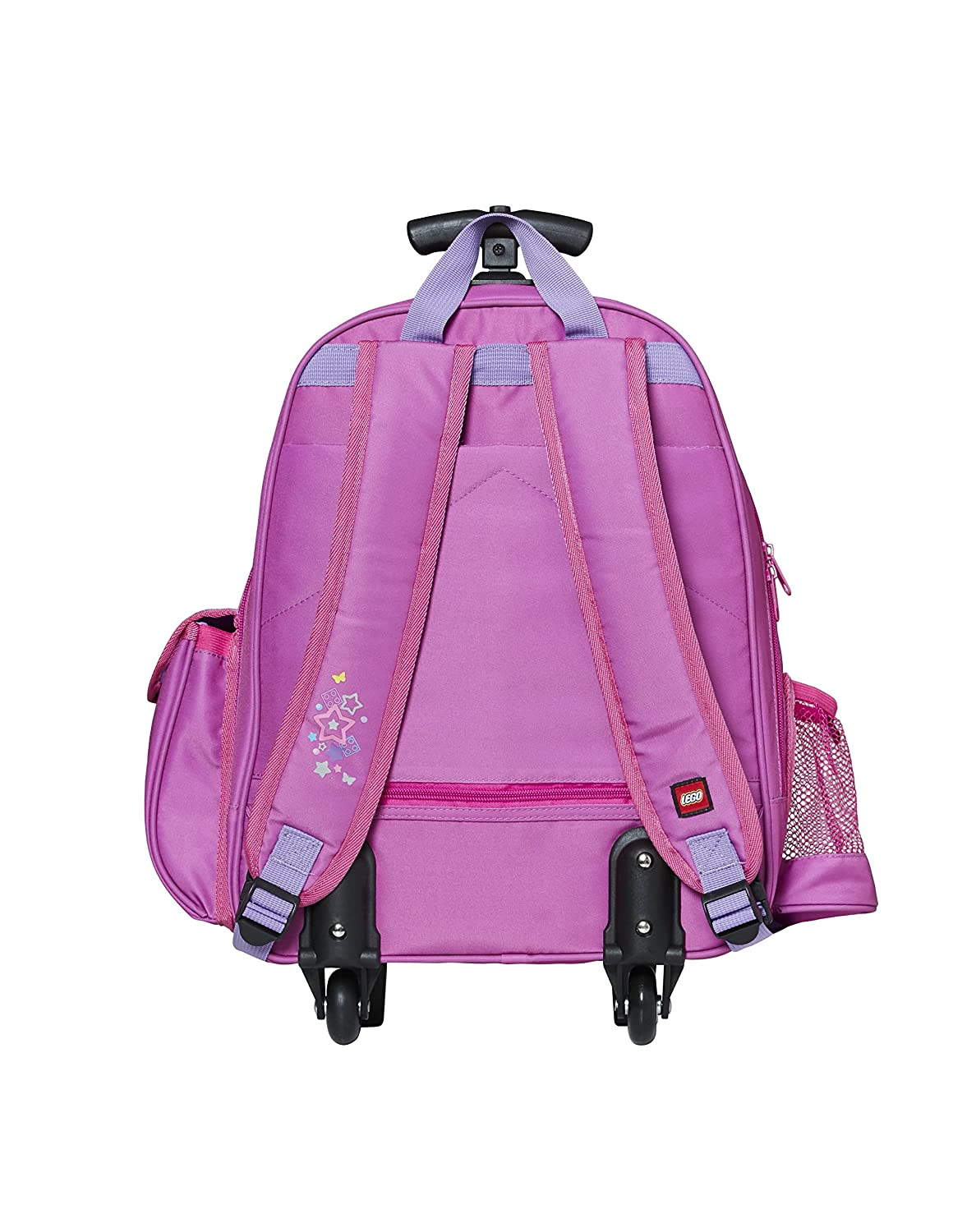 ae516674cf4 Lego LEGO Friends Funpark Rucksack Trolley Children's Backpack, 50 cm,  Pink: Amazon.co.uk: Luggage