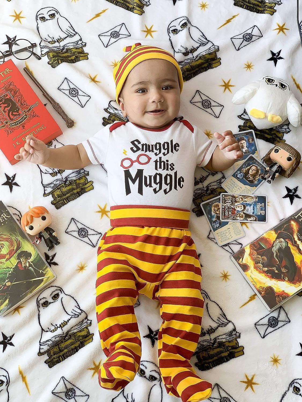 Baby in Harry Potter Bekleidungsset