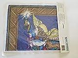 """Daisy Kingdom Folk Art Quick Quilt""""Gilded"""