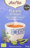 Yogi Tea Piacere Del Respiro - 17 Bustine Filtro [30.6 gr]