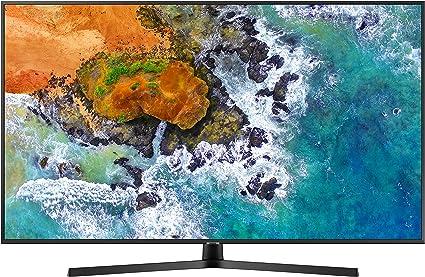 Samsung Nu7409 163 Cm 65 Zoll Led Fernseher Ultra Hd Hdr Triple Tuner Smart Tv Modelljahr 2018 Amazon De Heimkino Tv Video