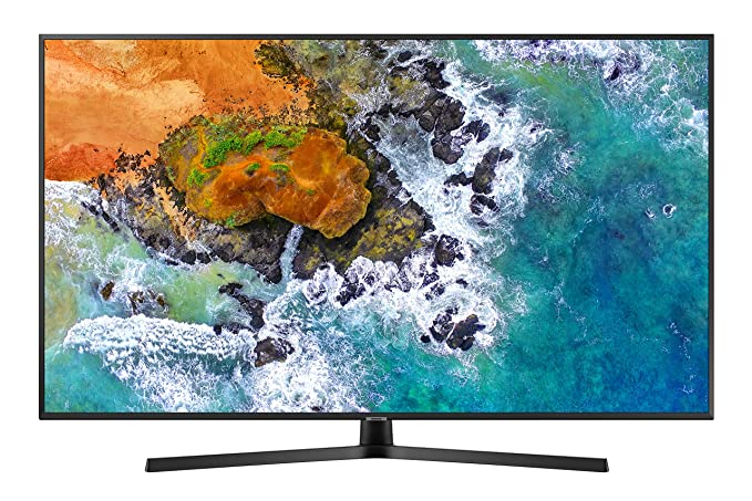 Samsung NU7409 108 cm (43 Zoll) LED Fernseher (Ultra HD, HDR, Triple Tuner, Smart TV)