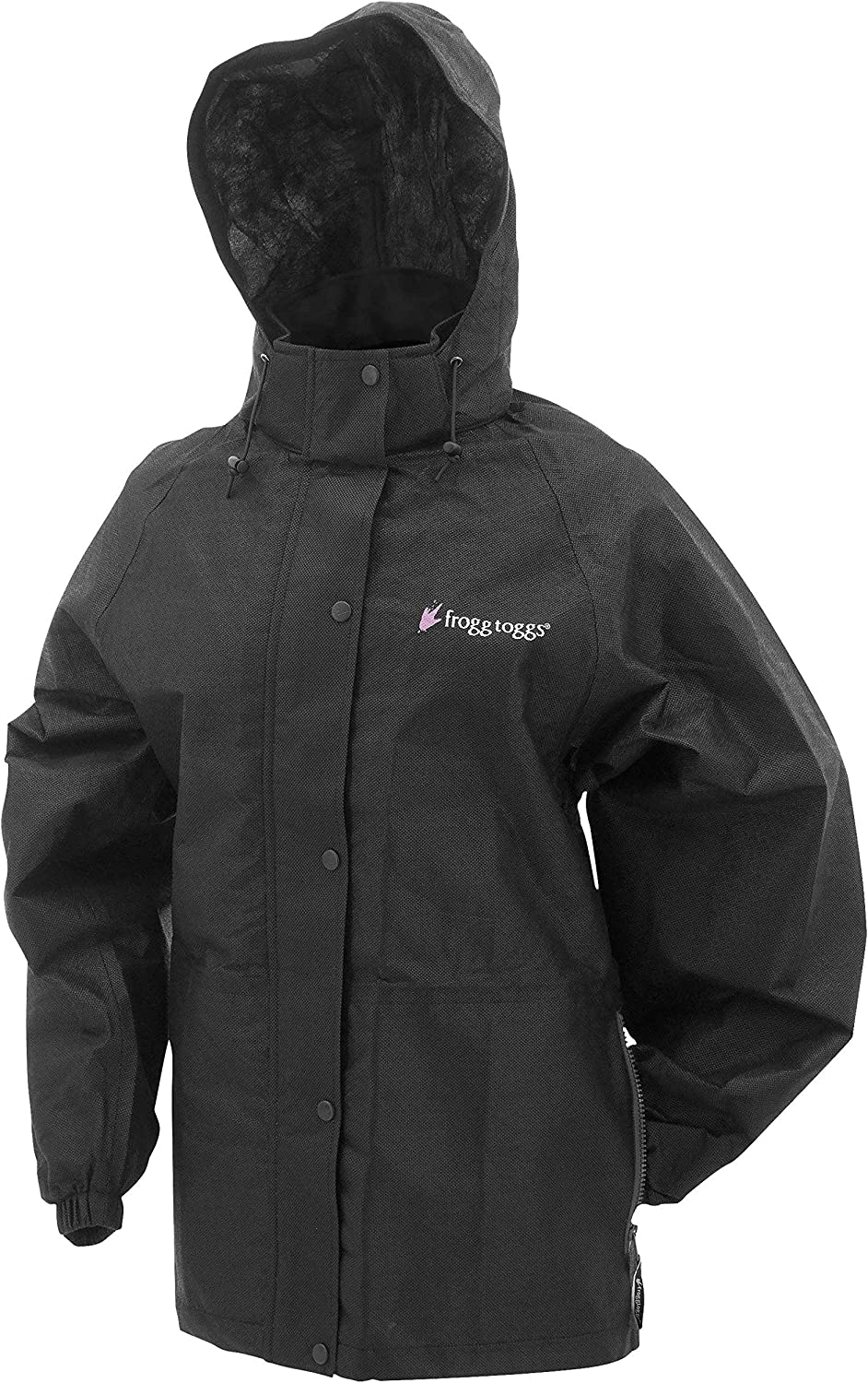 Frogg Toggs Pro Action Womens Street Motorcycle Rain Jacket Cherry//Small