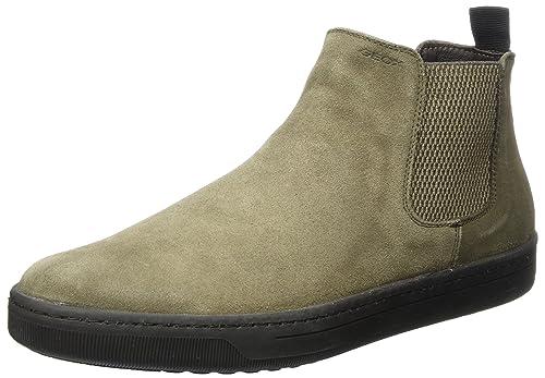 Geox Uomo Rikin, Botas Chelsea para Hombre: Amazon.es: Zapatos y complementos