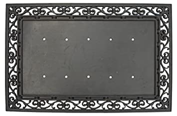 Rubber Traditional Welcome Mat Base (Discontinued By Manufacturer)