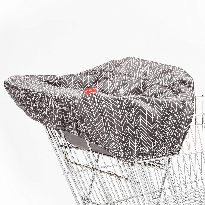 best shopping cart highchair cover