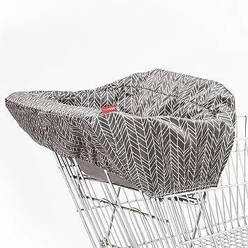 Amazon.com: Silla alta y cobertor compacto de carrito de ...