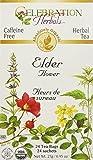 Elder Flower Tea - Certified Organic - 24 teabags