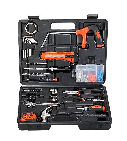 f27aeb94d Black+Decker Hand Tool Kit (108-Piece)