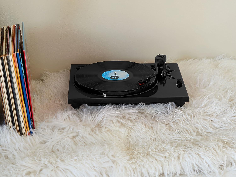 Bigben Interactive TD114N Negro tocadisco - Tocadiscos (Negro ...