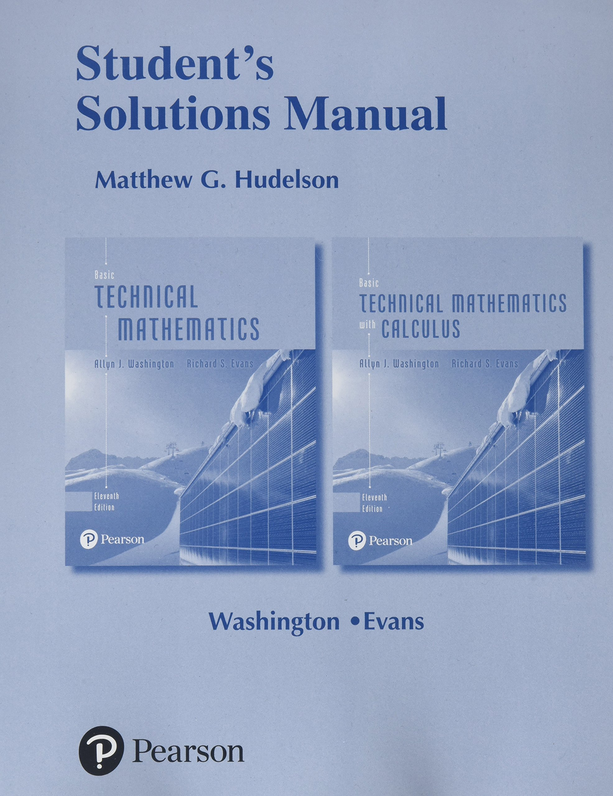 Buy Student Solutions Manual for Basic Technical Mathematics and Basic  Technical Mathematics with Calculus Book Online at Low Prices in India |  Student ...